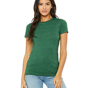 Ladies' Bella Fitted Crew T-Shirt